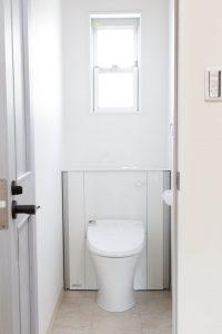 新築 豊中市 内観 1F トイレ