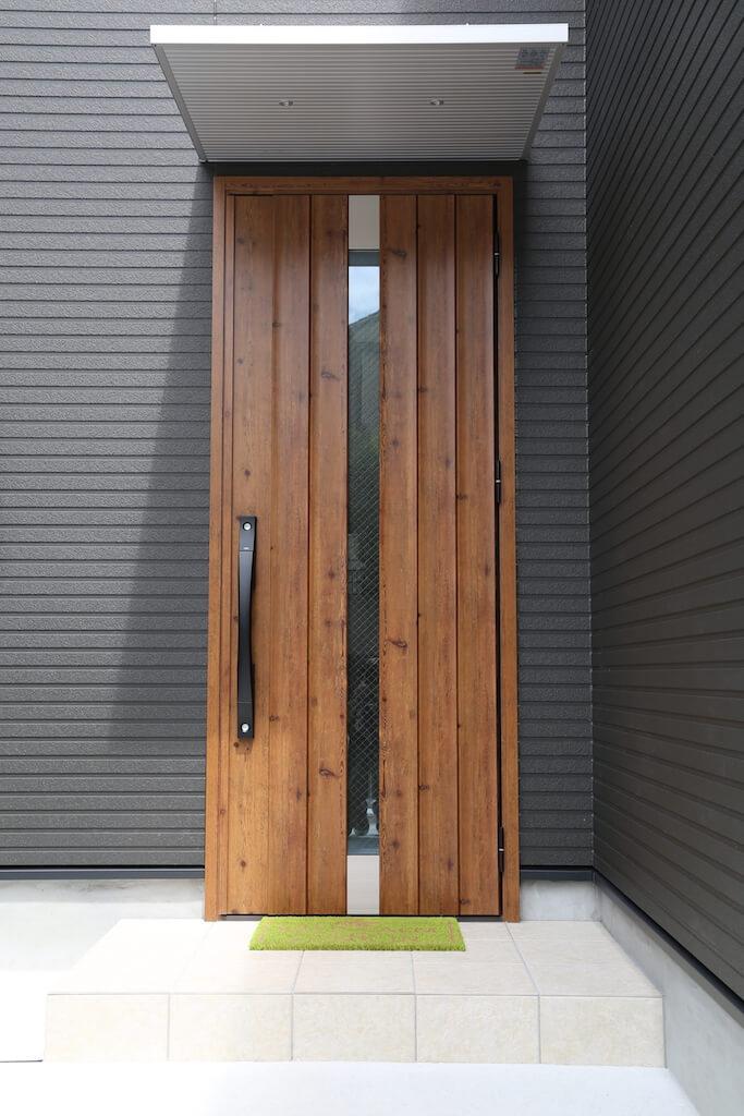 新築 高槻市 玄関ドア