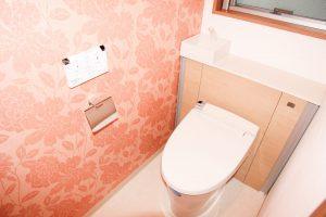 豊中市桜の町 4号地 トイレ
