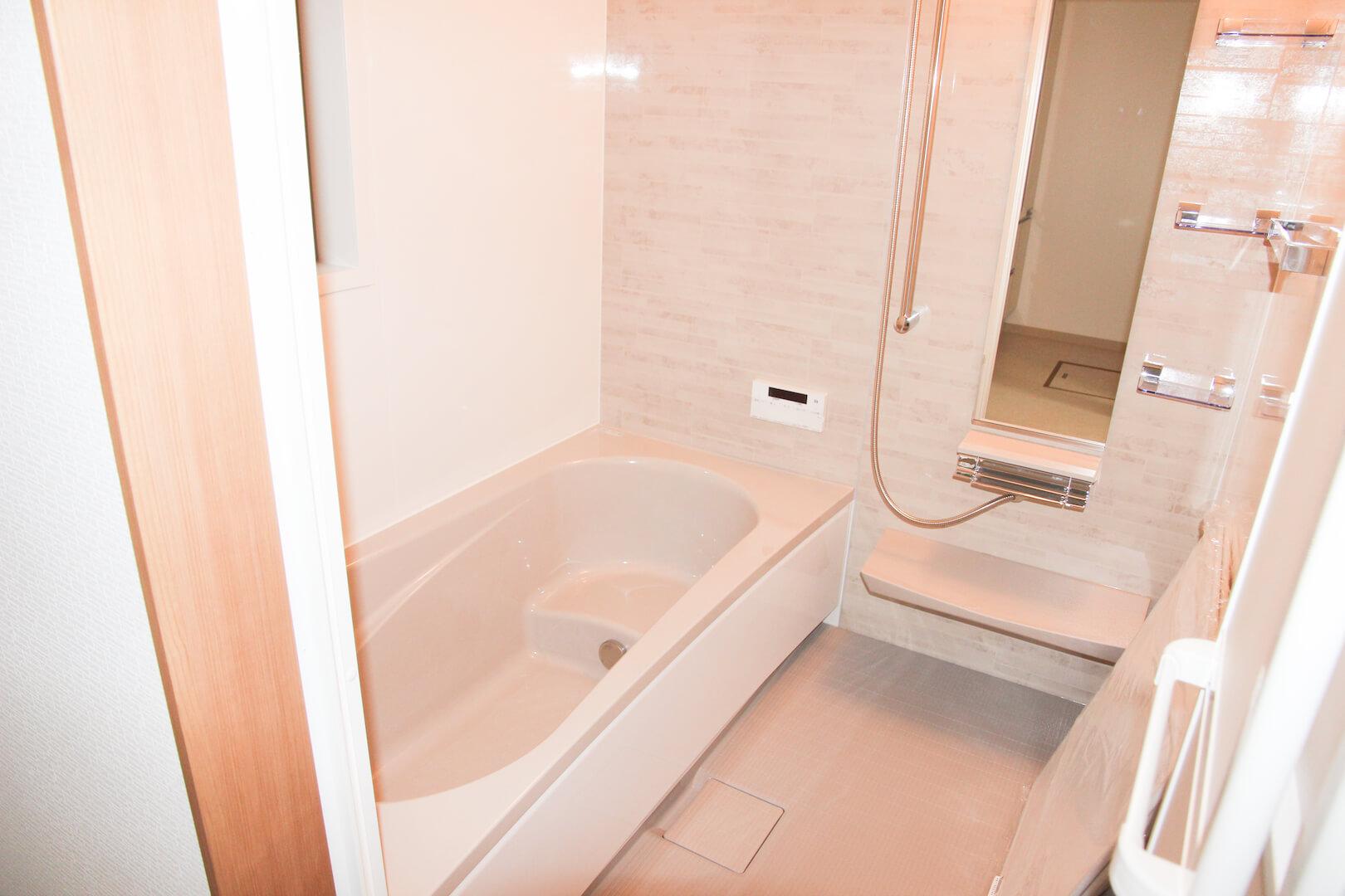 新築 豊中市桜の町 4号地 浴室