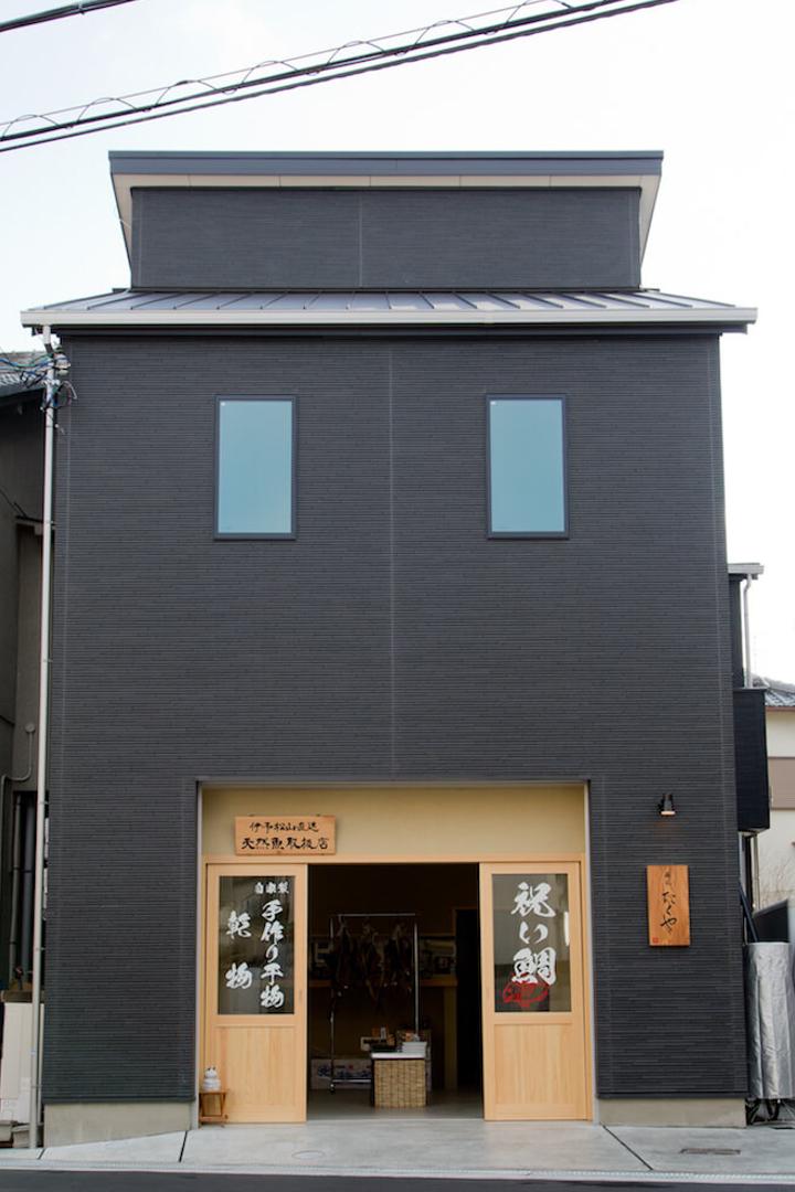 上野工務店 茨木市 建替 新築 大阪 外観3