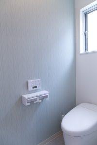 上野工務店 茨木市 建替 新築 大阪 戸建 トイレ