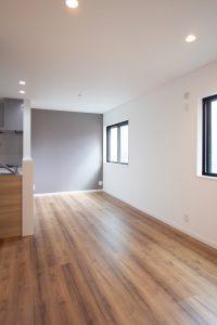新築,戸建住宅,上野工務店,リビング