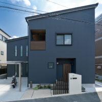 上野工務店,新築,外観