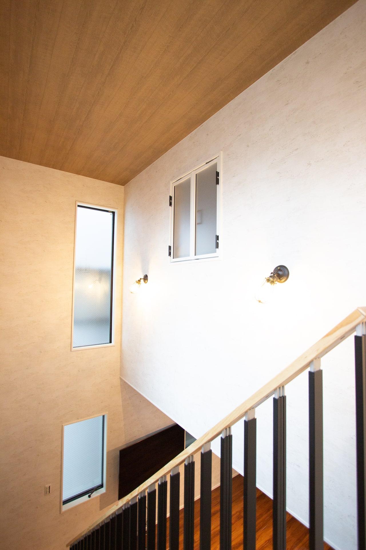 高槻市 戸建住宅 階段