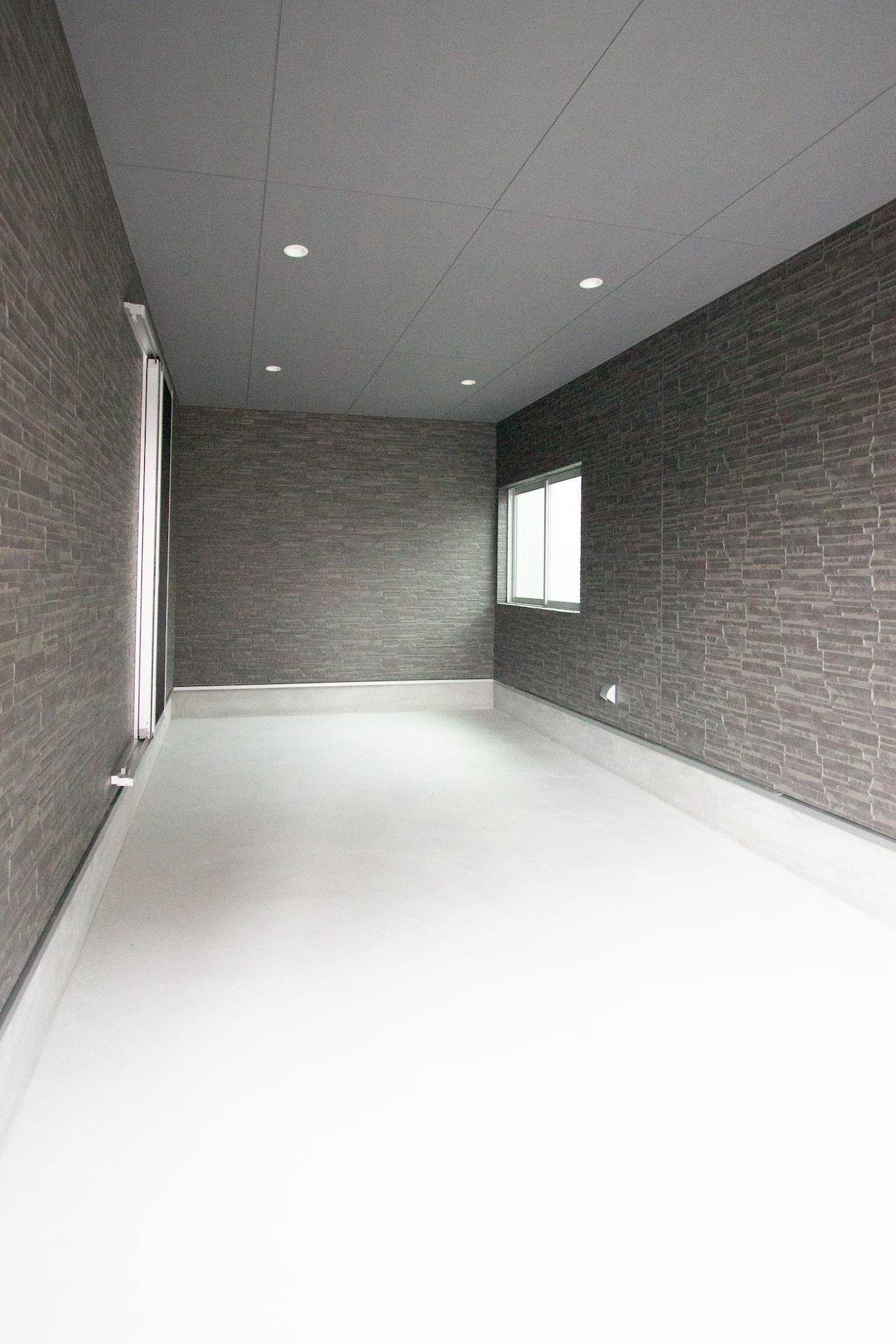 上野工務店,茨木市,建替,新築,2F,ワークスペース