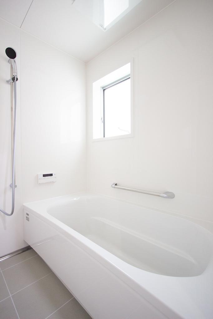 上野工務店,新築,茨木市,自社施工,浴室