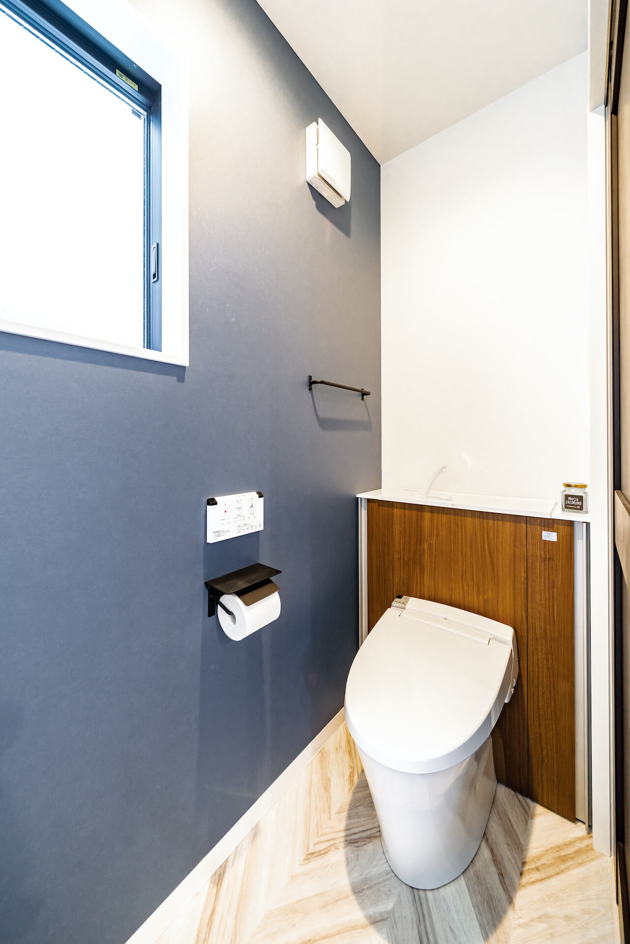 上野工務店,新築,茨木市,トイレ