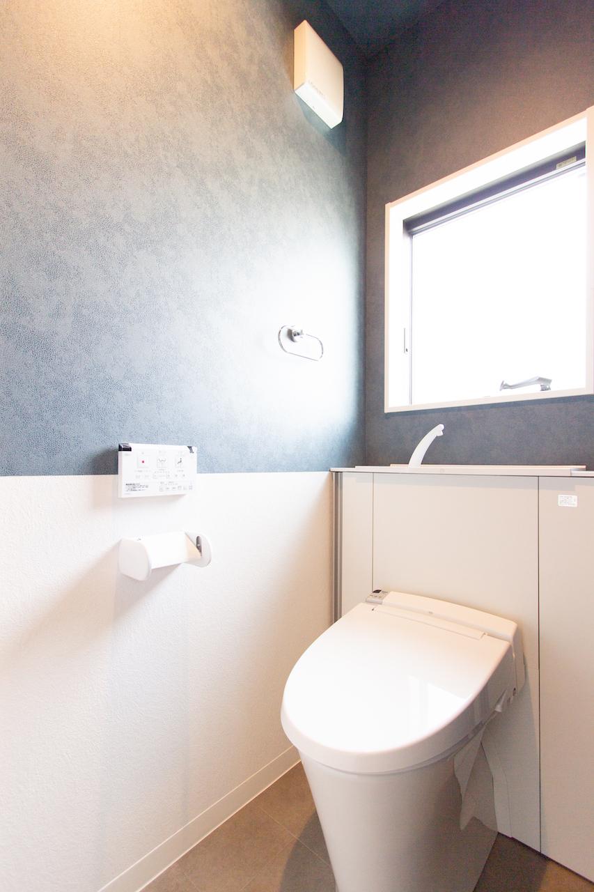 上野工務店,新築,寝屋川市,トイレ